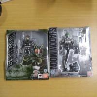 SHF Kamen Rider Black & SHF Shadowmoon Bib Perfect