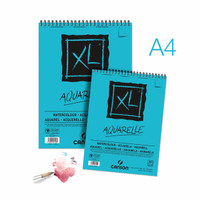 Jual CANSON XL Aquarelle A4 (Watercolour Pad) RSWQ Murah