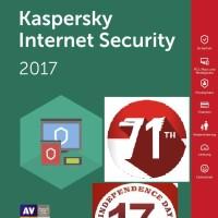 (PROMO MERDEKA DISC. 17%) Kaspersky Internet Security 2017 for 3PC