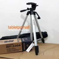 Tripod Weifeng 1.35m WT330A Portable Lightweight Stand 3 Section Q2VOW