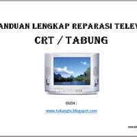 Buku Panduan Service TV Tabung