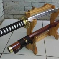 harga Katana Last Gold / Pedang Samurai / Koleksi Benda Tajam Tokopedia.com