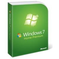 Microsoft Windows 7 Home Premium 32bit