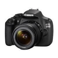 Hot !!! Canon Eos 1200d Kit Lensa 18-55mm Free Memory 8gb Dan Tas