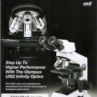Microscope Olympus CX21