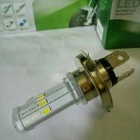 harga LAMPU UTAMA H4 LED CREE 6 SISI RTD / HEADLAMP UNIVERSAL MOTOR MOBIL Tokopedia.com