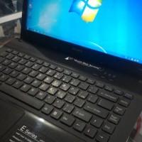 Laptop Sony Vaio VPCEA25FG Corei3 Memory 4Gb vga Ati