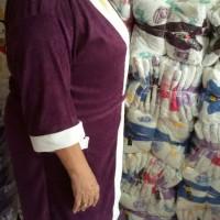 Jual Jual Kimono handuk Jumbo polos Murah