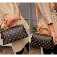 tas sandang hobo handbag wanita coklat branded bagus high quality mall