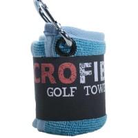 Harga Handuk Olahraga Golf Microfiber 30x30 Biru Muda GT 101310 | WIKIPRICE INDONESIA