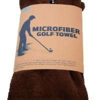 Harga Handuk Olahraga Golf Microfiber 40x50 Cokelat GTS 101406 | WIKIPRICE INDONESIA