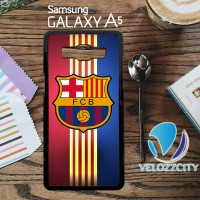 Custom Casing HP Samsung Galaxy A5 2015 / A5 2016 FC Barcelona Logo Z3