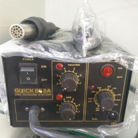 harga Hot Air / Solder Uap / Blower Quick 852a (Manual) Include Solder Tokopedia.com