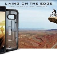 Casing Urban Armor Gear (Uag) Samsung Galaxy S6 Case Back Cover