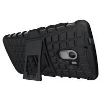 Lenovo K4 Note A7010 Rugged Armor Hybrid Hard Soft Case Cover Casing