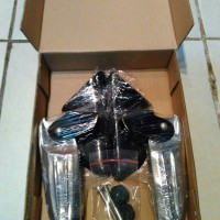 Foot Step / Foot Rest GT Style Untuk Vespa LX / S / LXV