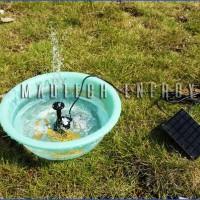 harga Solar Air Mancur Pancuran Solar Power Tenaga Surya Untuk Kolam Ikan Tokopedia.com
