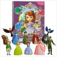 My Busy Book Sofia the First