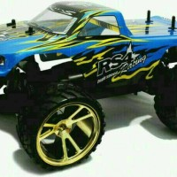 RC NQD MONSTER TRUCK TOP SPEED 18KM/H