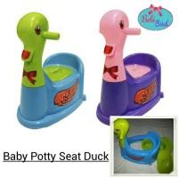 Jual Baby Potty Seat Duck/Toilet Training/Tempat belajar pipis&pup Murah