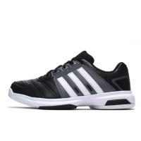 harga Sepatu Lari Adidas Barricade Approach Stripes Black Original AQ2281 Tokopedia.com