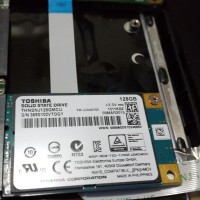MSATA SSD 128GB TOSHIBA COPOTAN LAPTOP BRANDED