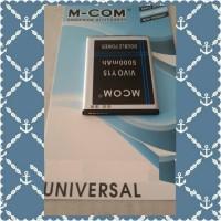 Baterai Hp VIVO Type Y15 Double Power Merk M Com | Murah Meriah Mewah