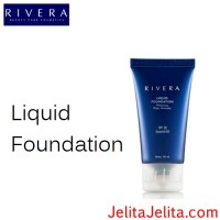 Rivera Liquid Foundation SPF 20 - Alas Bedak