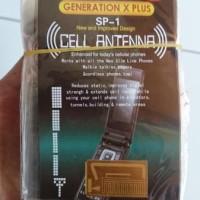 Sticker Penguat Sinyal Cell Antenna Signal Generation X Plus Sp1