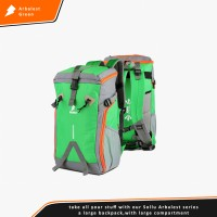 harga Arbalest Emerald Green sollu bags backpack ransel travelling tas keren Tokopedia.com