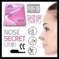 NOSE SECRET - Alat Pemancung Hidung 3D / Mancung tanpa Oprasi