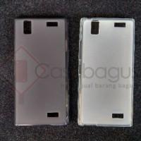 Himax Zoom Elegant Pudding TPU Soft Case Cover Casing Sarung Silikon