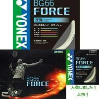 Senar YONEX BG 66 FORCE JP series JAPAN