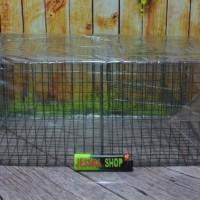 Kandang Perangkap / Jebakan Tikus Massal