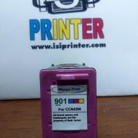 HP 901 Tinta Tri-Color Ink Cartridge (CC656AA)