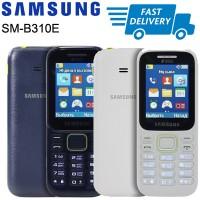 Samsung Guru Music Phyton / Piton B310e - Dual Sim, Putih | Biru, Gara