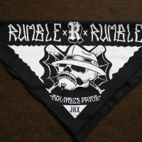 Bandana EndankSoekamti Sid TipeX Rumble electrohell