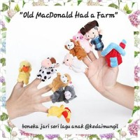 Boneka Jari: Old McDonald Had a Farm