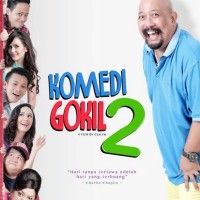 DVD ORIGINAL Komedi Gokil 2
