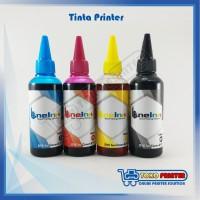 Tinta Printer Canon 1 set (4 warna) 100ml