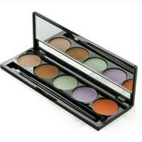 MAKEOVER MAKE OVER Camouflage Cream Face Concealer Palette