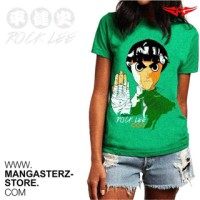 T-Shirt Anime Naruto-Rock Lee