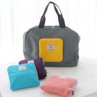 Korean Foldable Street Shopper Bag / Tas untuk tempat belanja