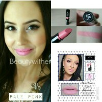 "NYX Matte Lipstick Shade "" Pale Pink & Sable"""