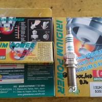 Busi iridium Ayla / Agya / All New KIA Rio ixuh22 Denso Ori