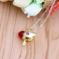 harga Liontin 02 Cardcaptor Sakura Seal / Bird Head Tokopedia.com