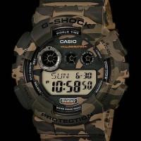 Jam Tangan Pria Casio G-Shock Original GD-120CM-5 Bergaransi Resmi