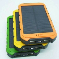 Powet Bank Solar (Surya Cell new)99000mah BZFJG