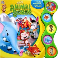 Sing Along Sounds Book Animal Songs