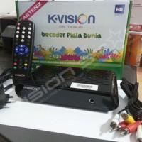 Receiver Kvision Ku-Band Cartenz HD